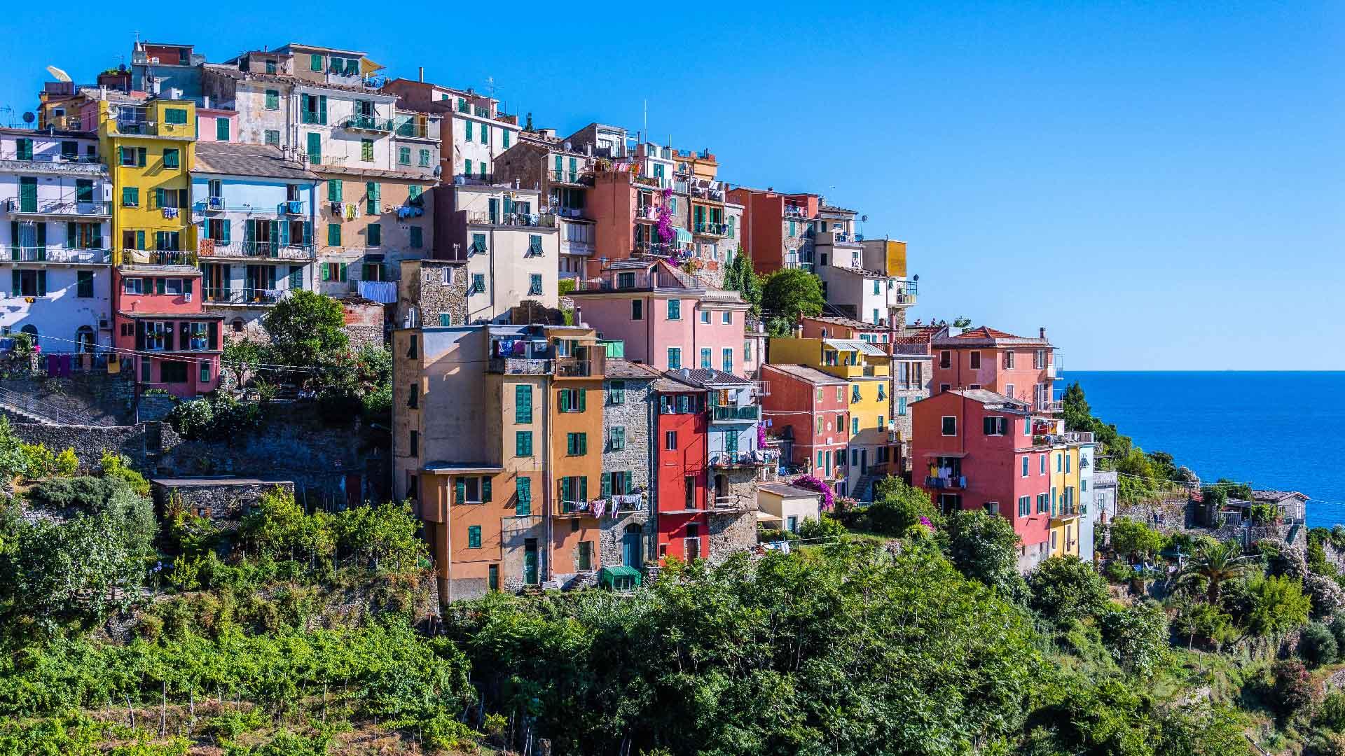 Corniglia Riomaggiore, Residence La Frontiera, Cinque Terre