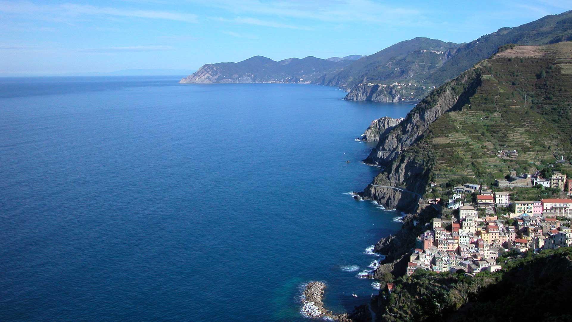 La costa delle cinque Terre, La Frontiera Residence
