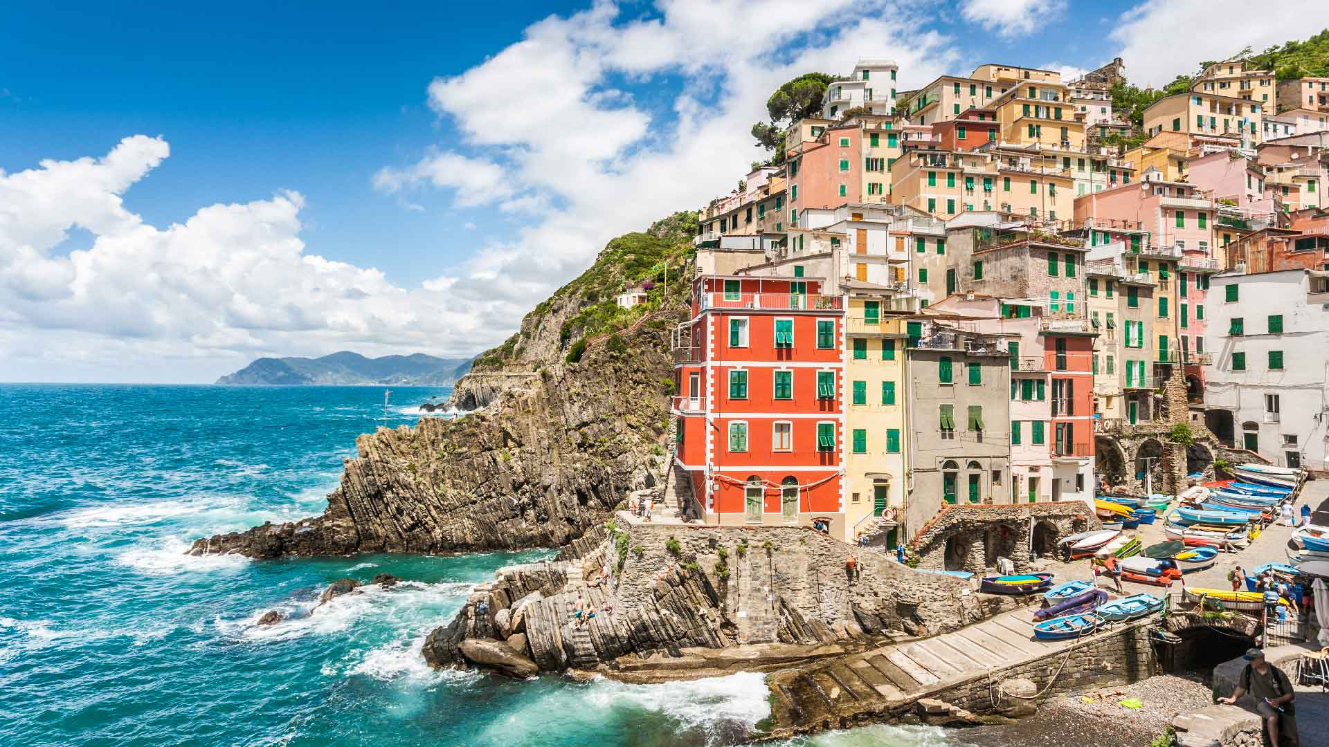 Riomaggiore, Residence La Frontiera, Cinque Terre