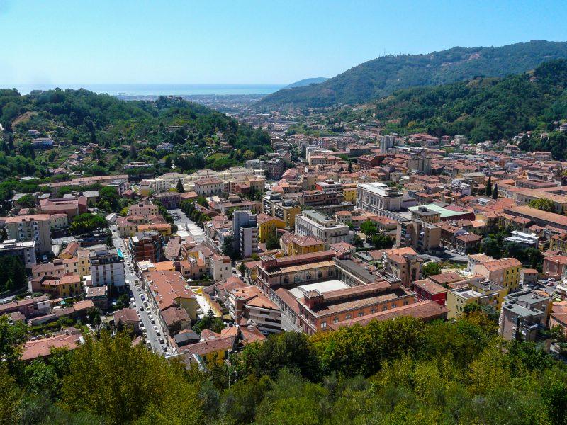 Carrara panorama